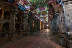 Meenakshi Temple Royalty Free Stock Photos