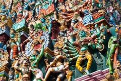Meenakshi Temple Stock Image