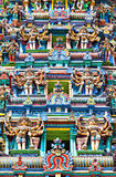 Meenakshi Temple Royalty Free Stock Images