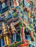 Meenakshi Temple Royalty Free Stock Image
