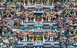 Meenakshi Temple Royalty Free Stock Photography