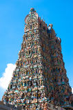 Meenakshi Temple in Madurai. India Stock Images