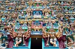 Meenakshi Temple in Madurai, India Royalty Free Stock Photo