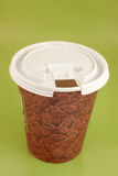 Meeneem koffie stock foto