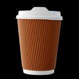 Meeneem koffie Royalty-vrije Stock Afbeeldingen
