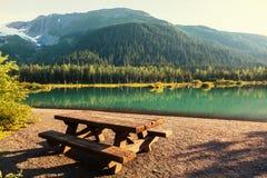 Meer in Alaska Royalty-vrije Stock Foto