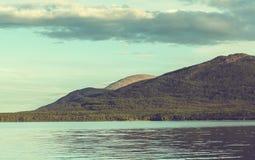 Meer in Alaska Royalty-vrije Stock Afbeelding
