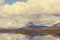 Meer in Alaska Stock Afbeelding
