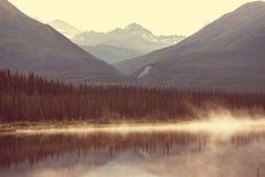 Meer in Alaska Royalty-vrije Stock Afbeeldingen