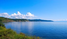 Meer Baikal stock foto