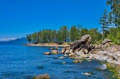 Meer Baikal Royalty-vrije Stock Fotografie