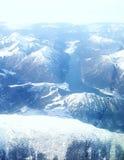 Meer in bergen, Oostenrijk Royalty-vrije Stock Afbeelding