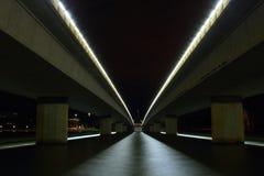 Meer Burley Griffin Bridges Canberra stock afbeelding