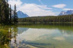 Meer in Canada Royalty-vrije Stock Foto's