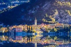 Meer Como, Italië royalty-vrije stock afbeelding