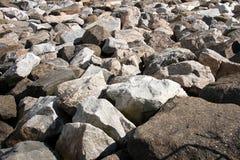 Meer der Felsen Stockbilder