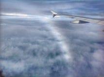 Meer der Wolken Lizenzfreies Stockbild