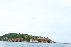 Meer des KOH LARN Pattaya Lizenzfreie Stockfotografie