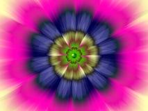 Meer Flower power Royalty-vrije Stock Afbeeldingen