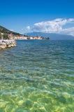 Meer Garda Italië Royalty-vrije Stock Fotografie