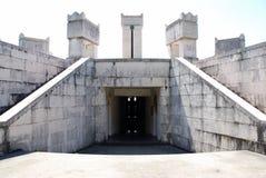 Meer Garda (Italië) - Vittoriale royalty-vrije stock afbeeldingen