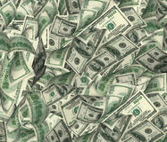 Meer geld Royalty-vrije Stock Afbeelding