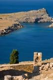 Meer in Griechenland Lizenzfreies Stockfoto