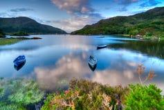 Meer in Ierland Stock Foto