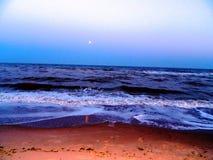 In Meer im Sommer Ukraine Lizenzfreie Stockfotografie