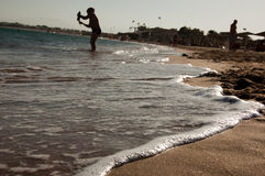Meer-Küste lizenzfreie stockfotos