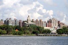 Meer in Kaohsiung Royalty-vrije Stock Afbeelding