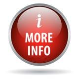 Meer knoop van het informatieweb royalty-vrije illustratie