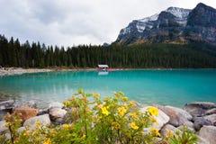 Meer Louise - Alberta, Canada Stock Fotografie