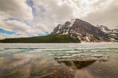 Meer Louise, Alberta, Canada Stock Afbeelding