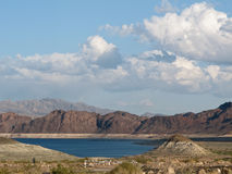 Meer Mead National Recreation Area, Nevada Stock Foto