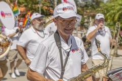 Meer met een waarde van, Florida, de V.S. 31 Maart, voordien 2019, Palm Beach Pride Parade stock afbeeldingen