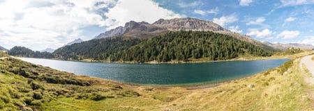 Meer Obersee Stock Foto's