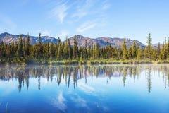 Meer op Alaska royalty-vrije stock foto
