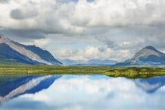 Meer op Alaska Royalty-vrije Stock Foto's