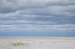 Meer Peipus in Oostelijk Estland Royalty-vrije Stock Fotografie