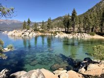 Meer Tahoe Royalty-vrije Stock Foto's