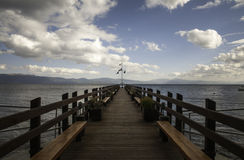 Meer Tahoe Stock Afbeelding
