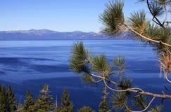 Meer Tahoe stock foto