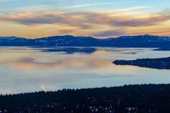 Meer Tahoe Californië Royalty-vrije Stock Afbeelding