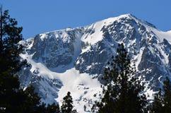 Meer Tahoe, Californië royalty-vrije stock foto's