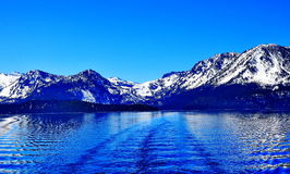 Meer Tahoe, Californië stock fotografie