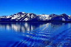 Meer Tahoe, Californië stock afbeelding