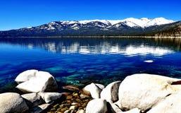 Meer Tahoe, Californië royalty-vrije stock afbeeldingen