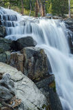 Meer Tahoe in Oktober royalty-vrije stock fotografie