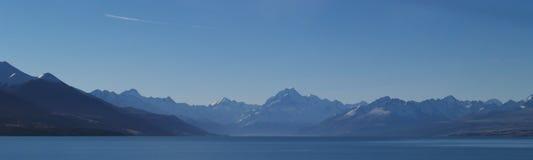 Meer Tekapo, Nieuw Zeeland Royalty-vrije Stock Foto